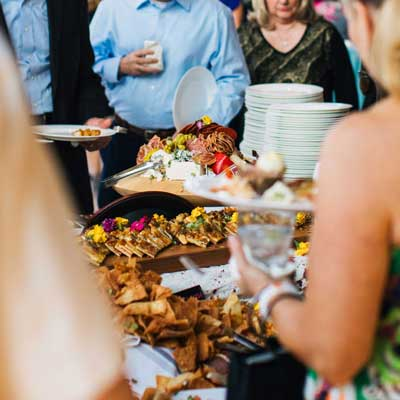 Holly's Gourmet Market Catering Knoxville